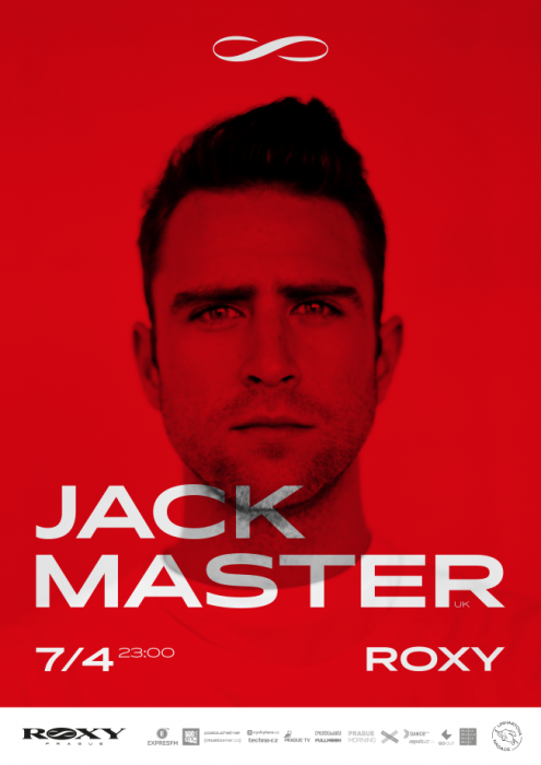 Jackmaster at ROXY for the first time