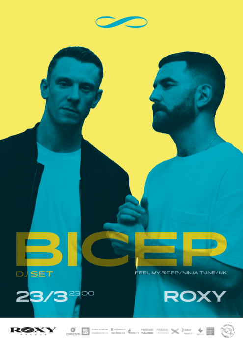 Duo Bicep from Ninja Tune will show Prague their debut album