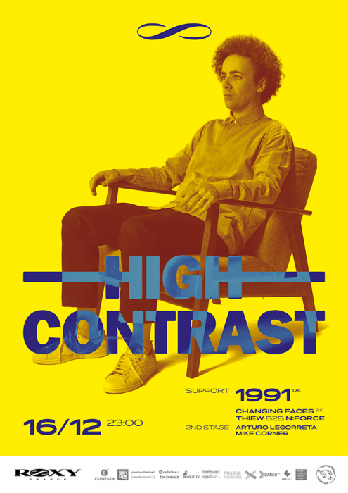HOGH CONTRAST WILL SHOW HIS NEW ALBUM NIGHT GALLERY