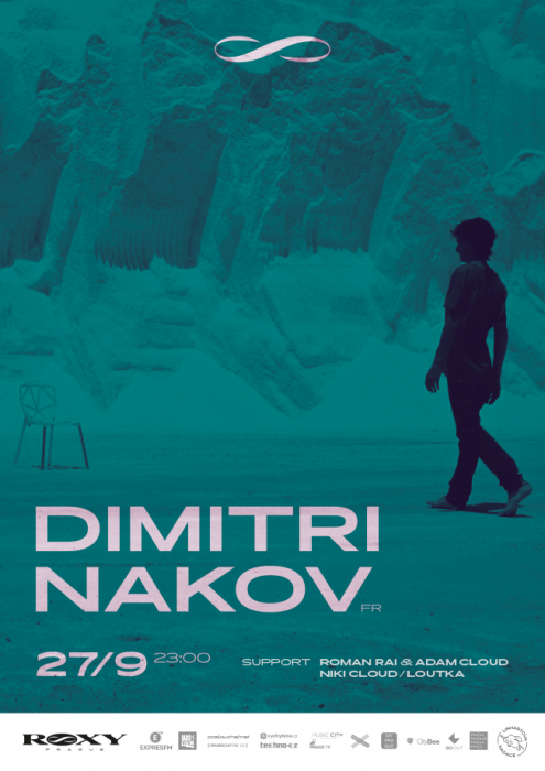 Dimitri Nakov is coming back to Prague this Wednesday