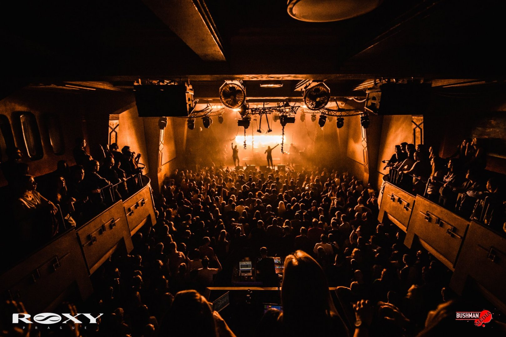 Skyline | ROXY Prague
