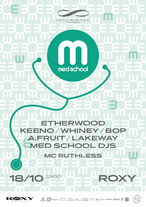 Etherwood brings back Med School showcase to ROXY