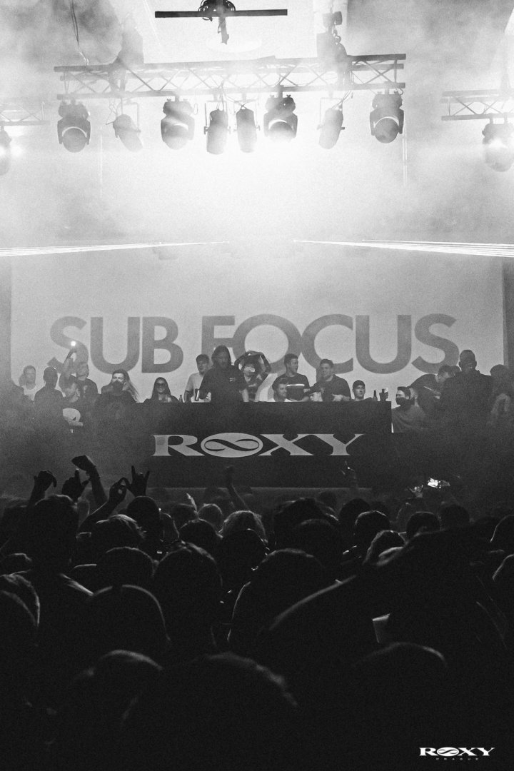 Sub Focus | ROXY Prague