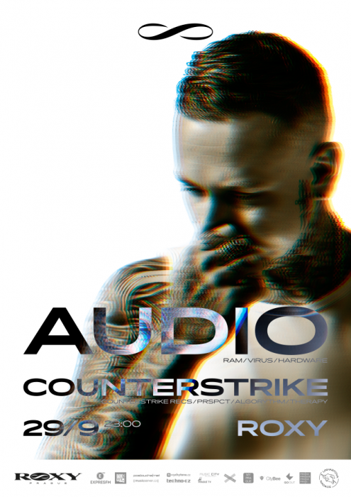 Audio and Counterstrike this Friday at ROXY